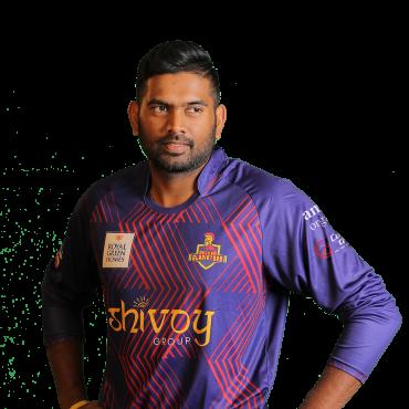 Bhanuka Rajapaksa